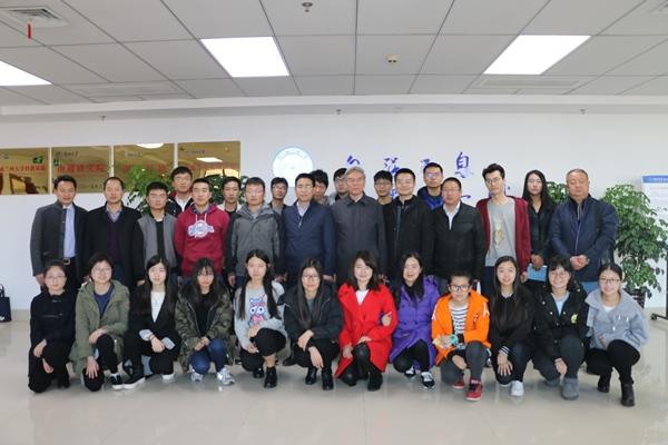 兰州大学南通基地主任安俊堂,副主任徐鹏彬,刘洋等基地负责人也参加了